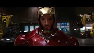Repeat youtube video Iron Man Suit Ups (and other favourite scenes)