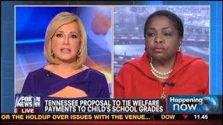 Fox Guests Battle Over Tennessee Proposal To Tie Welfare Checks To Kids