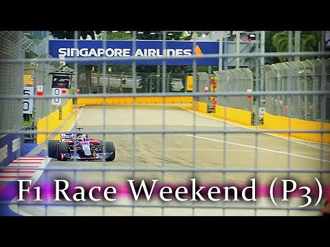 Formula One / F1 Race Weekend Singapore / Part 3 / Singapore HD