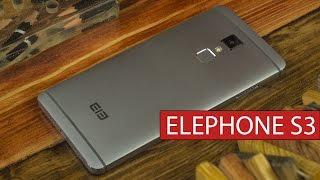 обзор смартфона Elephone S3