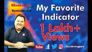 My Favorite Indicator || Stock market Basics for beginners in Hindi || Episode-66 || Sunil Minglani