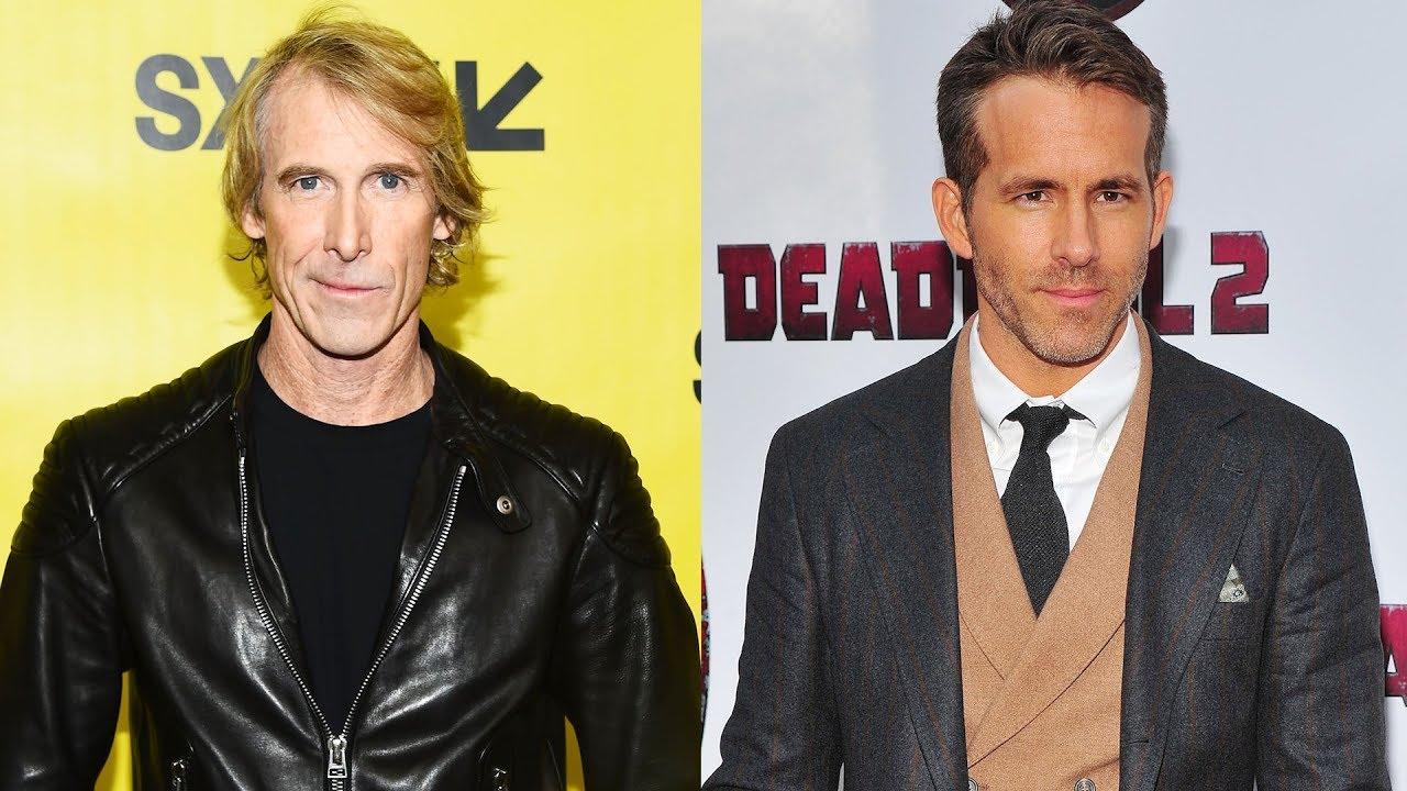 Michael Bay & Ryan Reynolds head to Netflix with '6 Underground'