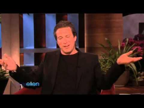 John Corbett on The Ellen Show