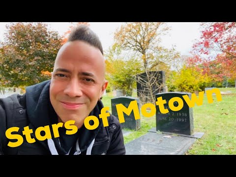 Famous Graves | Detroit's Most Star-Studded Cemetery |Woodlawn | Motown Singers & Auto Magnates