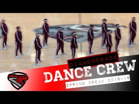Diamondback Dance Crew| Spring Break 2018-19| Desert Oasis High School Assembly