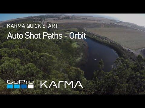 GoPro: Karma Auto Shot Paths - Orbit