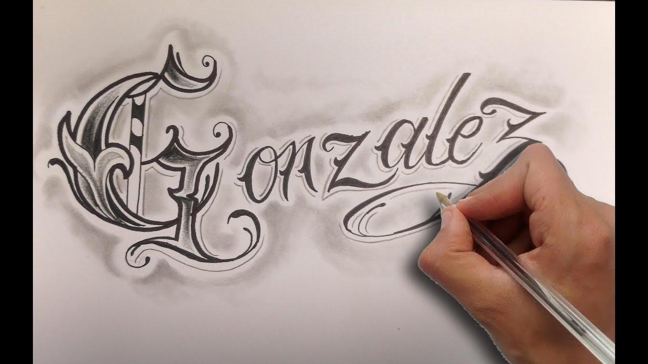 letras chicanas tattoo