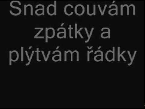Kryštof ft. Tomáš Klus - Cesta (text)