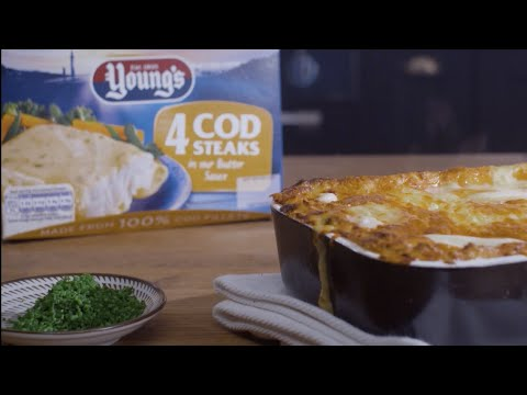 Young's Cod In Butter Sauce – Fish Pie | Why Not Fish?