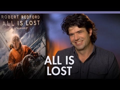 'All Is Lost' JC Chandor interview Mp3