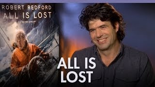 'All Is Lost' JC Chandor interview