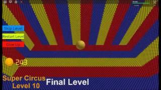 ROBLOX: Bullion Ball - Josherino Studios - Gameplay nr.0707 Hard Level Packs!