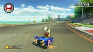 GCN Yoshi Circuit - 1:39.355 - LX_Pezé (Mario Kart 8 World Record)