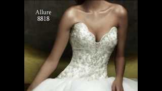 Allure Bridals 8818