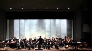 Commando March by Samuel Barber performed by the Brooklyn College Conservatory Wind Ensemble