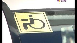 Смотреть видео знак инвалид