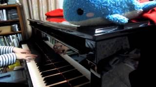 某女性お笑い芸人さんが好きな影響で、AKBの曲を即興ピアノアレンジして...