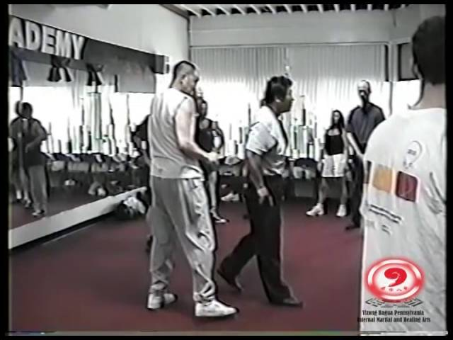 Some Xingyiquan Fun with Luo Laoshi - Pi Quan (Splitting Fist) Practice