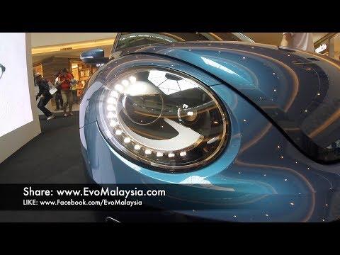 Evo Malaysia.com | 2017 Volkswagen Beetle 1.2 TSI Walk Around Review