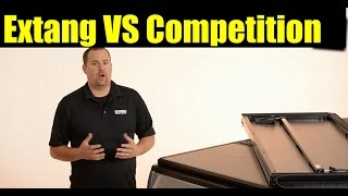 Video The Battle for the Best Tonneau Cover: Extang Solid Fold vs Competition - SDTrucksprings.com download MP3, 3GP, MP4, WEBM, AVI, FLV Juli 2018