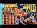 Streamers Biggest Wins – #21 / 2021