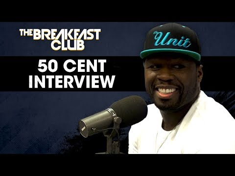 50 Cent On His New Comedy Show, Offers Advice To Kevin Hart