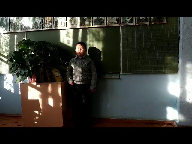 Изображение предпросмотра прочтения – ДанилФедотов читает произведение «Вовка добрая душа» А.Л.Барто