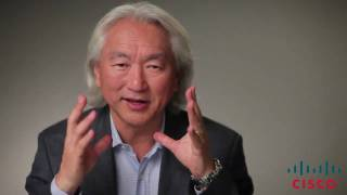 "Michio Kaku on ""The Power of Video"" (Presented by Cisco)"