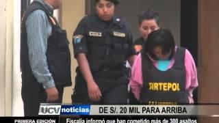 """Policía dice que aún falta desarticular facción de """"Los Pulpos"""""""