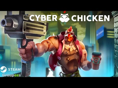 Cyber Chicken - Release Trailer