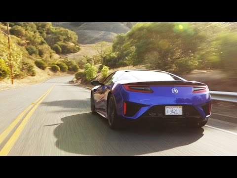 2017 Acura NSX | Driven