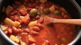 Receta De Cocina: Habichuelas Guisada