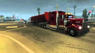 NOTICE: Video shows outdated version of ATS (1.1). There are mods in this video that are NOT included with this mod.  Showcasing my mod for American Truck Simulator.  Check my forum for what has been changed. http://forum.scssoft.com/viewtopic.php?f=202&t