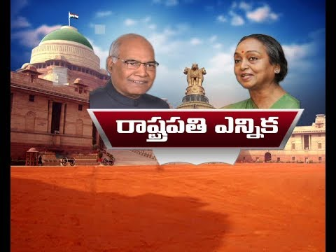 Presidential Election | Telangana Cabinet Ministers Cast Their Votes