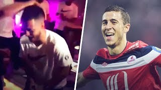 The day Eden Hazard scored a hat-trick while he was drunk | Oh My Goal