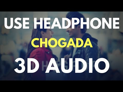 CHOGADA : Loveratri 3D AUDIO Virtual 3D Audio