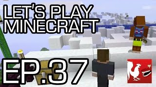 Let's Play Minecraft - Episode 37 - Clouds | Rooster Teeth thumbnail
