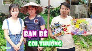 Gia Đình Táo Xanh Phá Sản Bị Bạn Bè Coi Thường - Táo Xanh TV