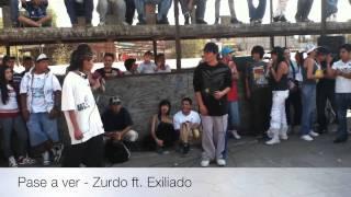 Pase a ver - Zurdo ft. Exiliado en Vivo