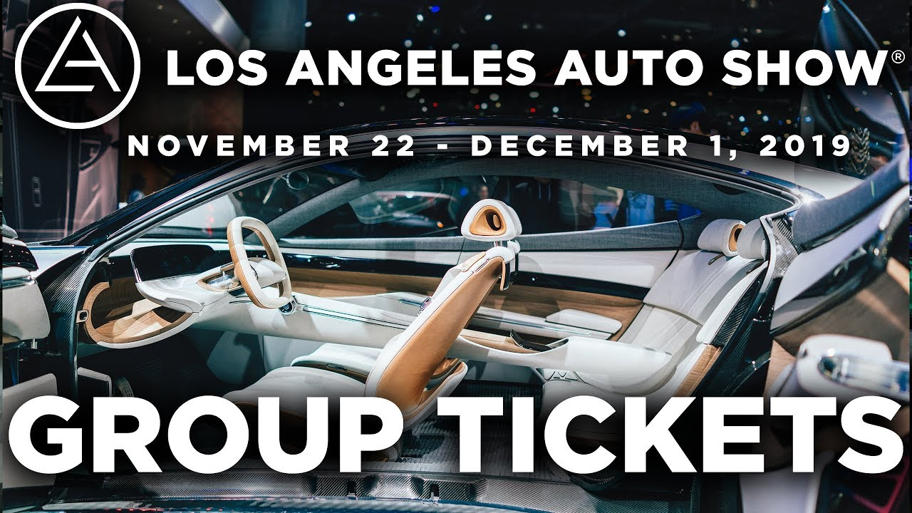 Ny Auto Show Promo Code 2020.Buy Tickets Discounts Offers 2019 La Auto Show Nov 22