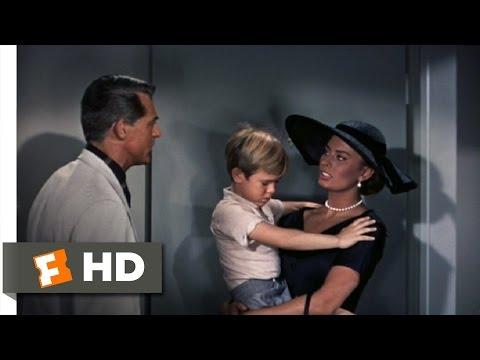 Houseboat (4/9) Movie CLIP - Cinzia Stays (1958) HD