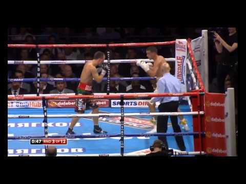 Lee Selby vs Evgeny Gradovich Full Fight