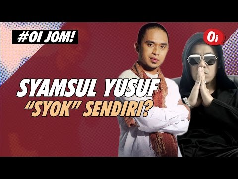 AJL 31: Syamsul Yusof Rap Syok Sendiri?