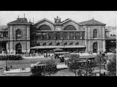 Marie Laforêt ''Maine Montparnasse'' images gare Montparnasse travaux accident, tour Montparnasse