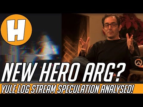 Overwatch - Has a New Hero 27 ARG Started? UNLIKELY! | Hammeh