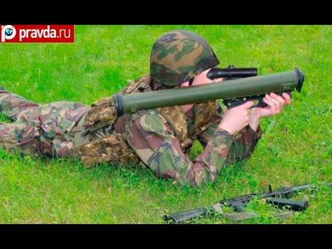 Russian special forces get smallest grenade-launcher in the world