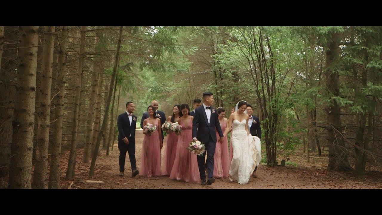 Sandy Josh Same Day Edit Of Toronto Chinese Wedding At Eagles Nest Golf Club