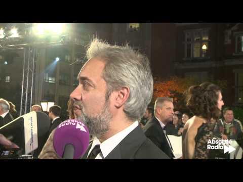 Sam Mendes interview at Skyfall James Bond world premiere in London 23rd October 2012