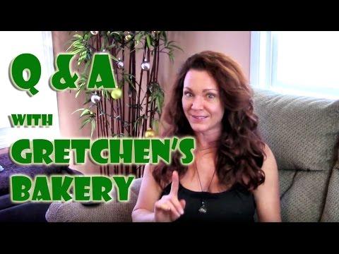 Q & A Vlog #6 || Gretchen's Bakery