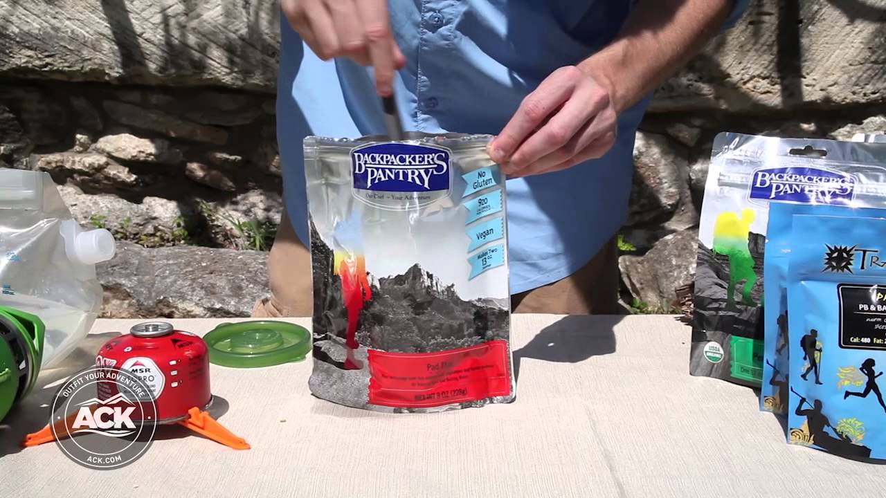 How To Cook Camping Food In The Backcountry